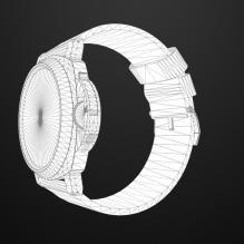 沛纳海PAM510-电子产品-CG模型-3D城
