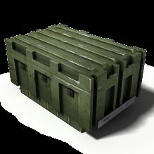 弹药箱-军事_武器-其它-CG模型-3D城