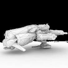 次世代飞船-飞机-私人飞机-CG模型-3D城
